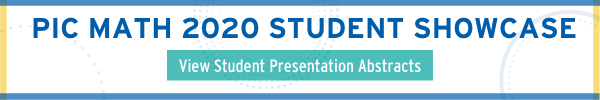 PIC Math 2020 Showcase