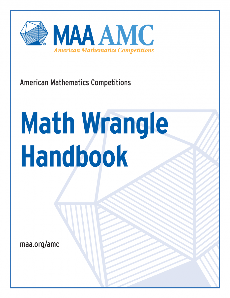 Math Wrangle Handbook