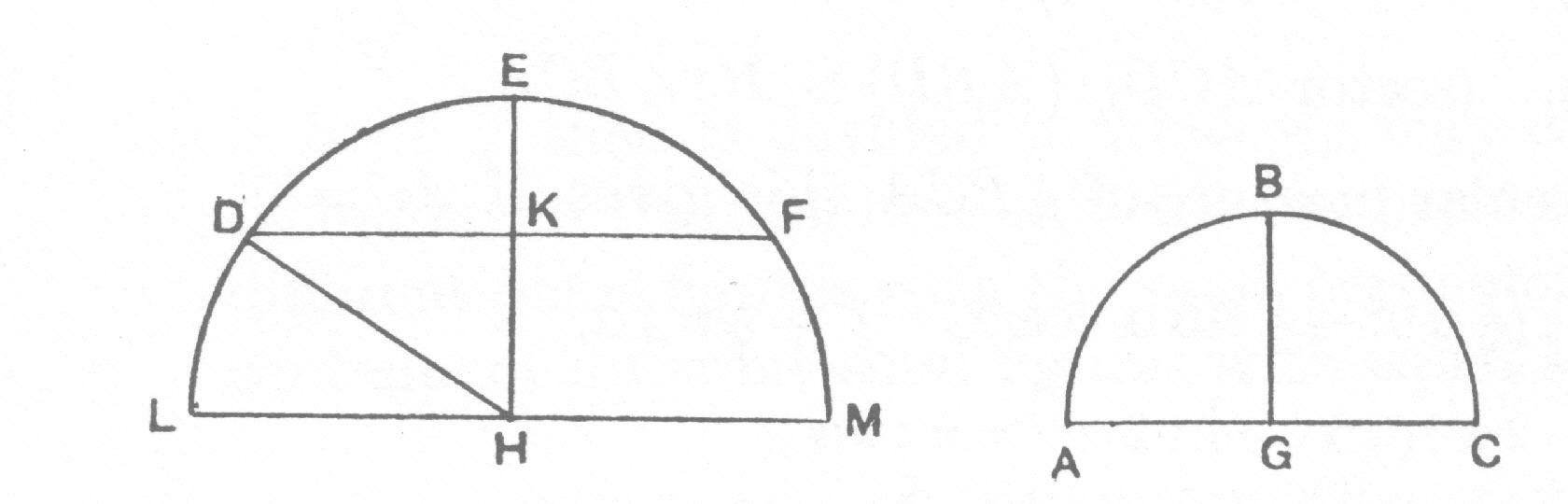 "€�semicircle And Circular Segment"" From [heath, 392]"
