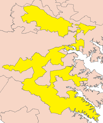 A Maryland Congressional District