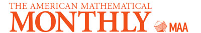 American Mathematical Monthly Home