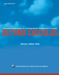 Innovative Approaches to Undergraduate Mathematics Courses Beyond Calculus