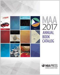 2017 MAA Annual Catalog