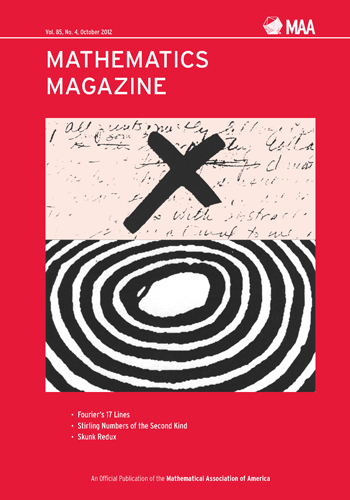 Mathematics Magazine