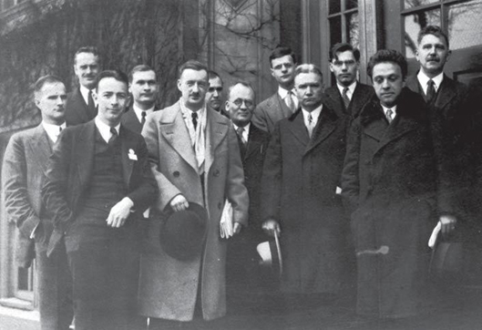 Mathematicians at 1930 AMS/MAA meeting