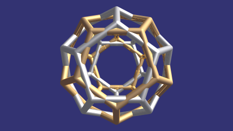 rotational symmetry of dodecahedron