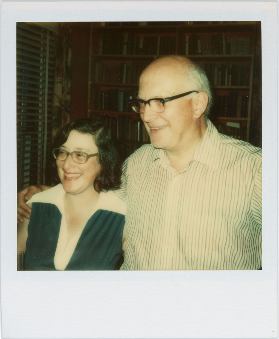 Felice and Paul Bateman
