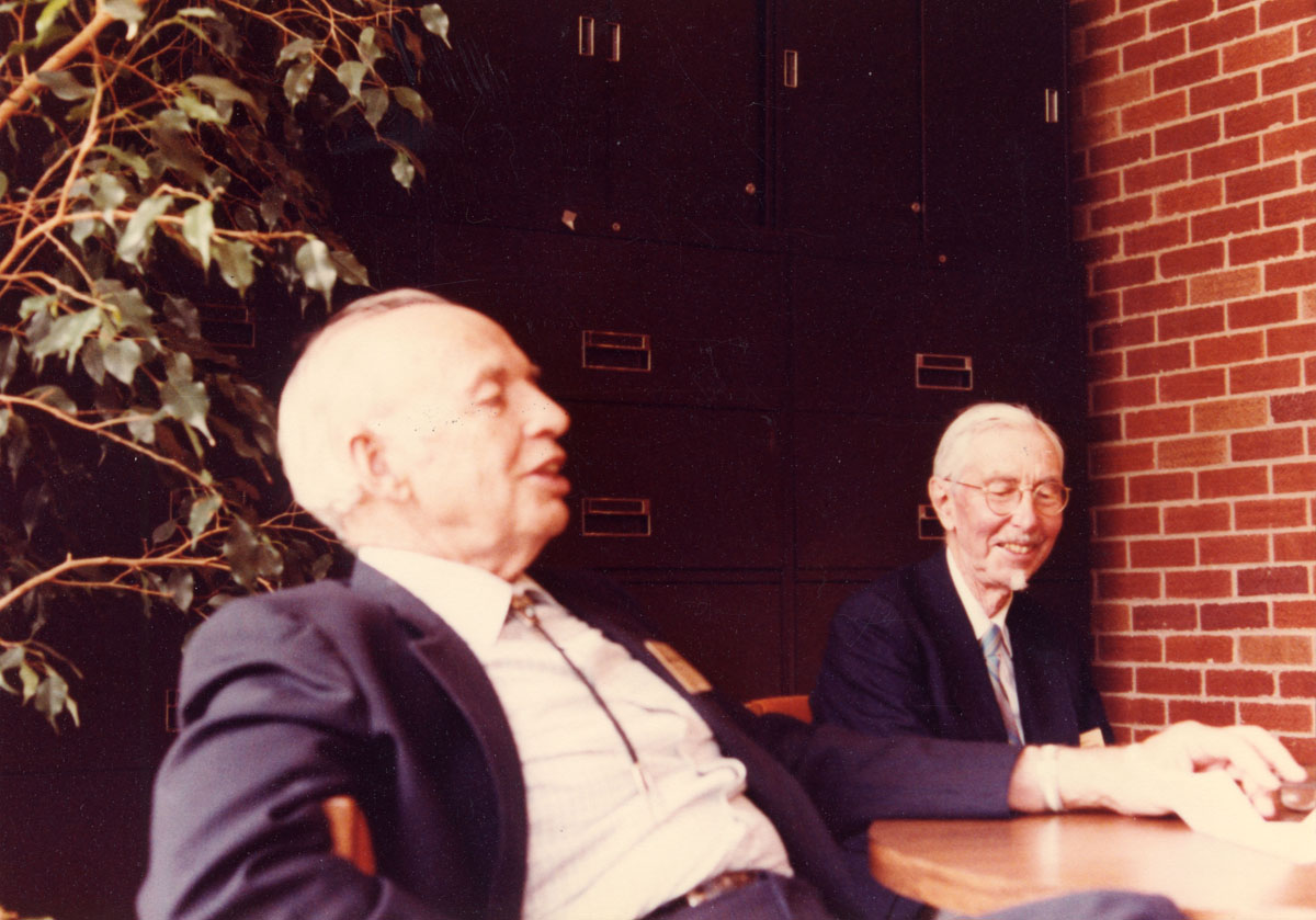 R. H. Bing and Burton W. Jones