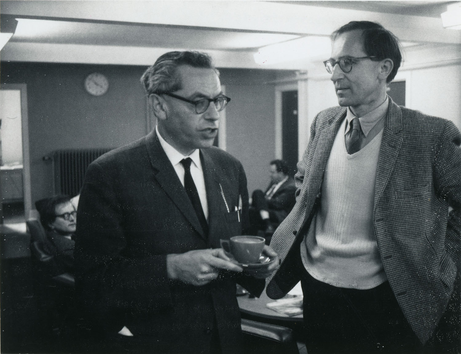 Paul Erdos and David Kendall