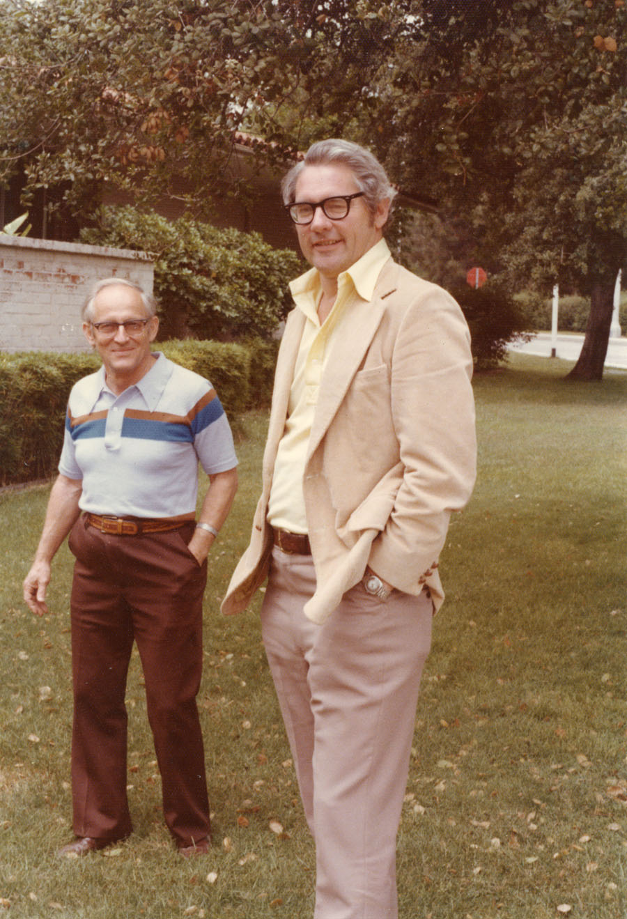 Bob James and Bill LeVeque