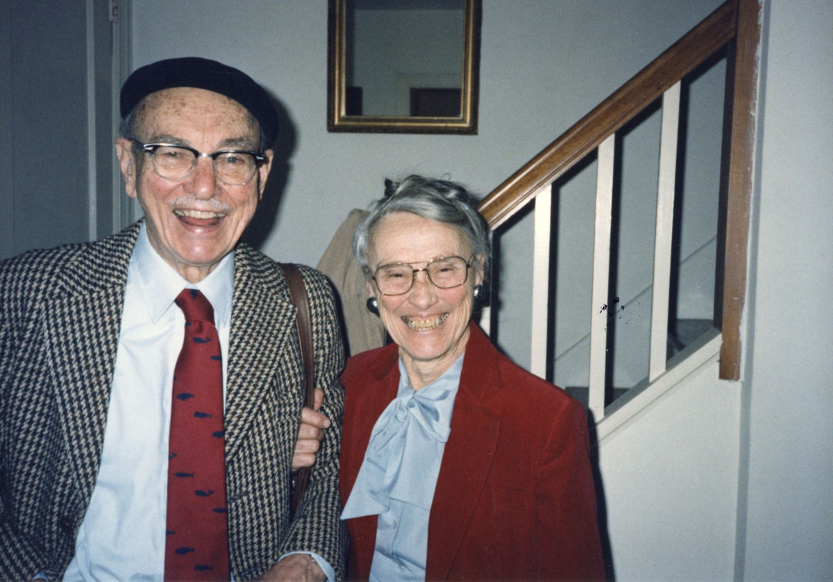 Edward and Virginia McShane
