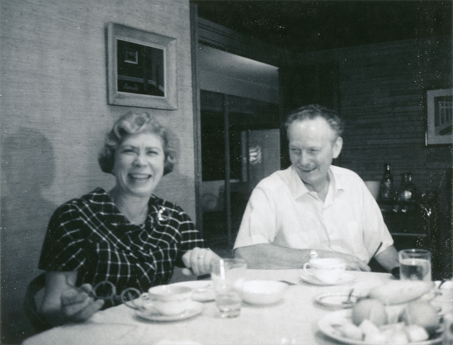 Betty and Ivan Niven