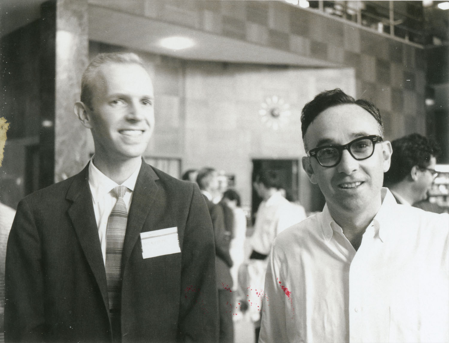 Eric Nordgren and Bob Ellis