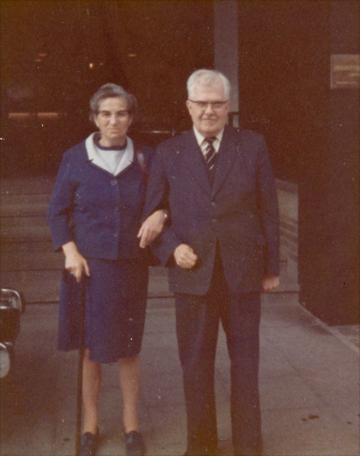 Nora and Frank Smithies
