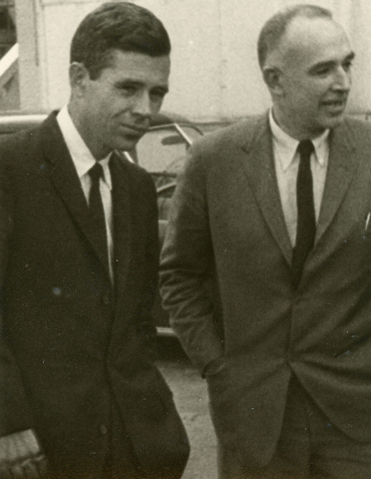 Edwin Floyd and Donald Spencer