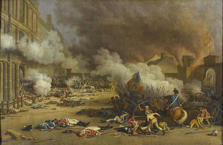 an overview of the justifications for violence in the revolutions of 1917 and 1789 in france and rus
