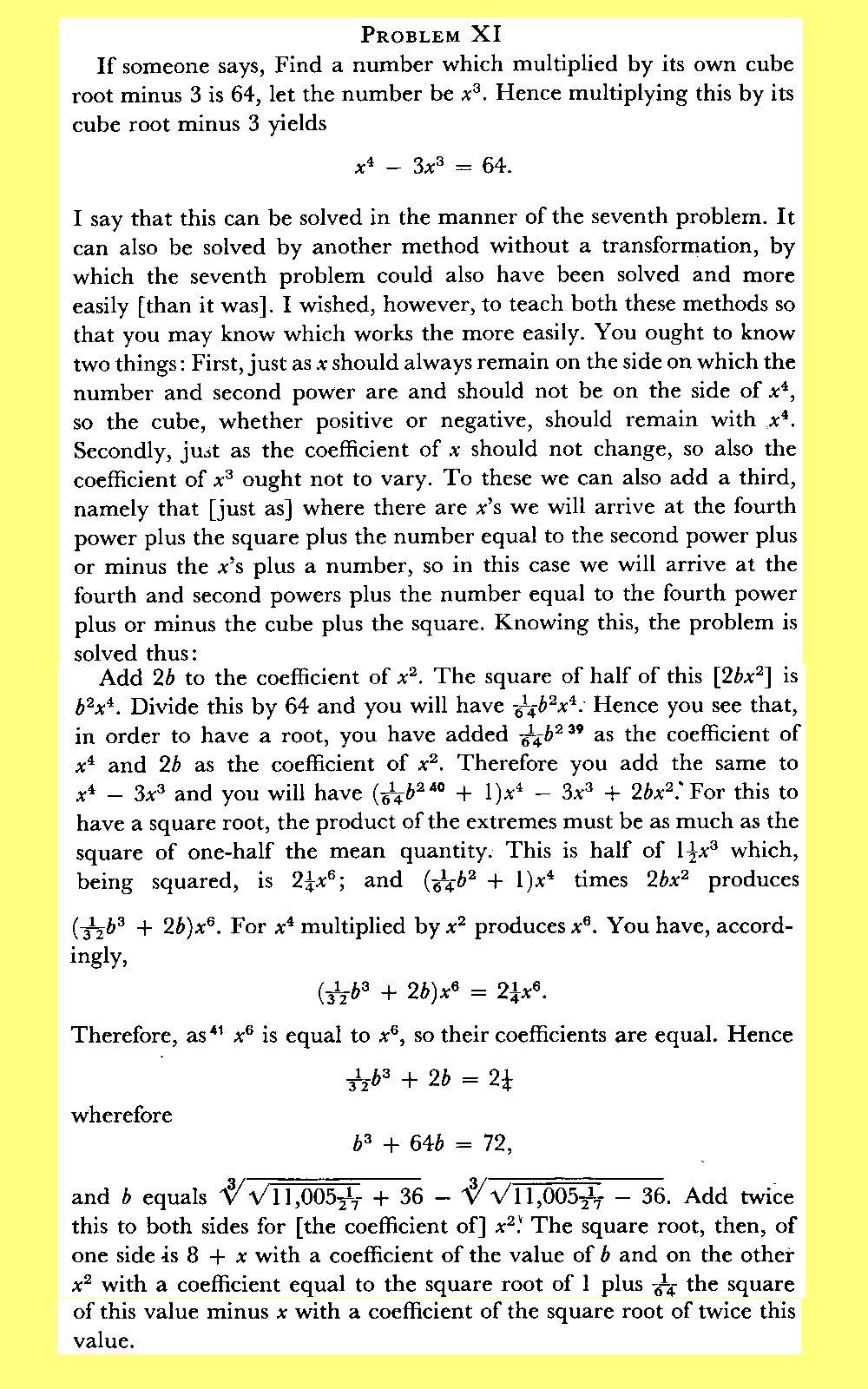 Chapter 39, Problem Xi