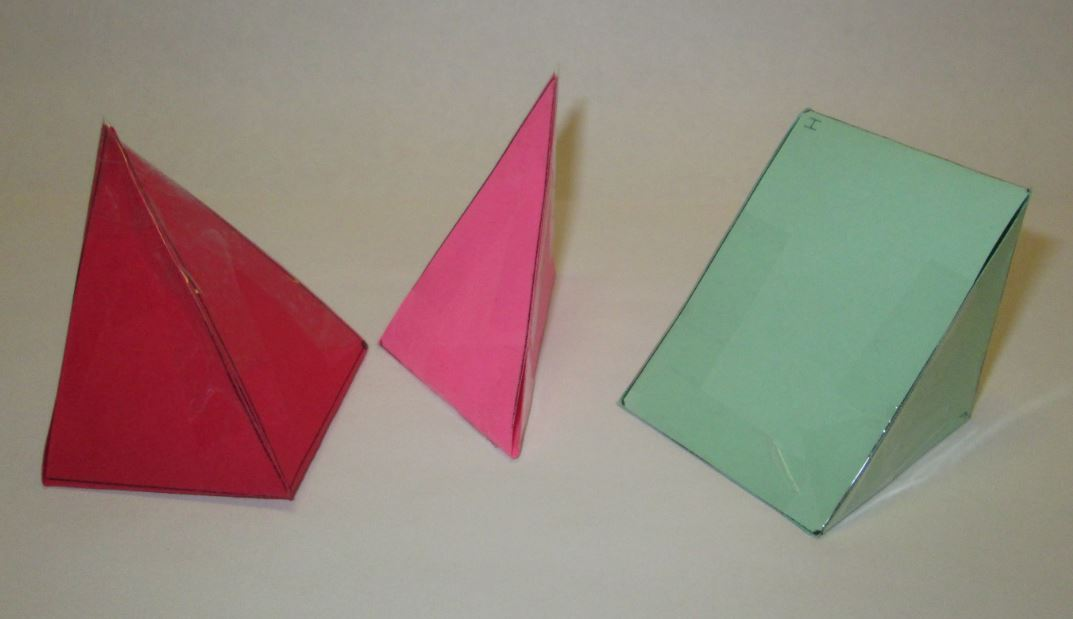 Exploring Liu Huis Cube Puzzle In The Classroom Paper Folding