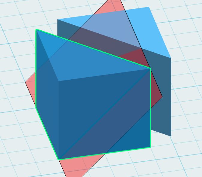 Exploring Liu Hui's Cube Puzzle: From Paper Folding to 3-D