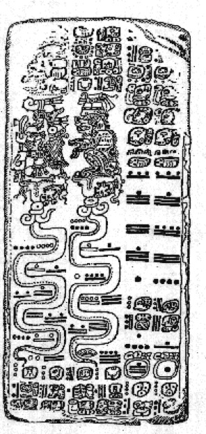 Dresden Codex: Serpent number