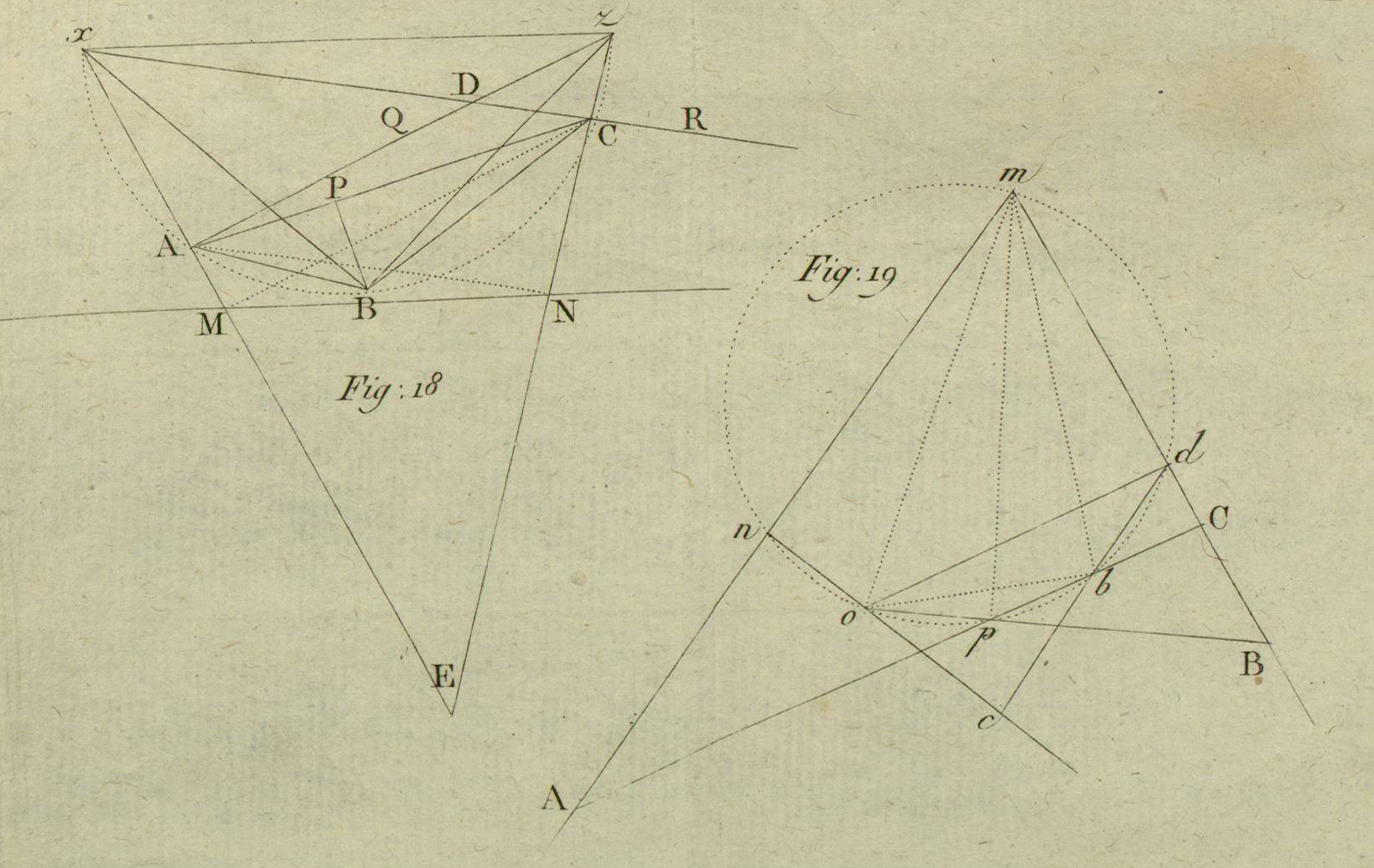 from Servois' geometry text