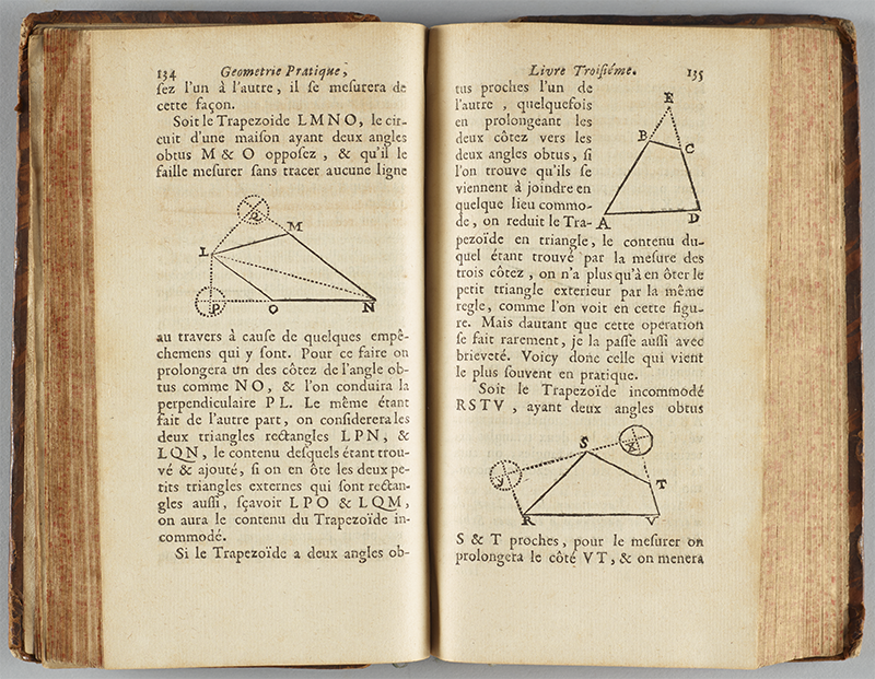 Pages 134-135 from Boulenger's geometry