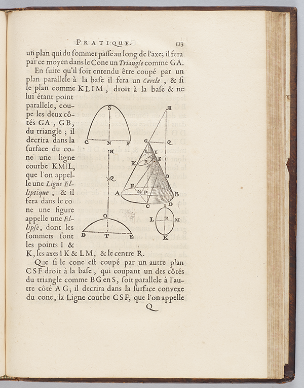 Page 113 from Cours de mathematique contenant divers traitez by François Blondel, 1683
