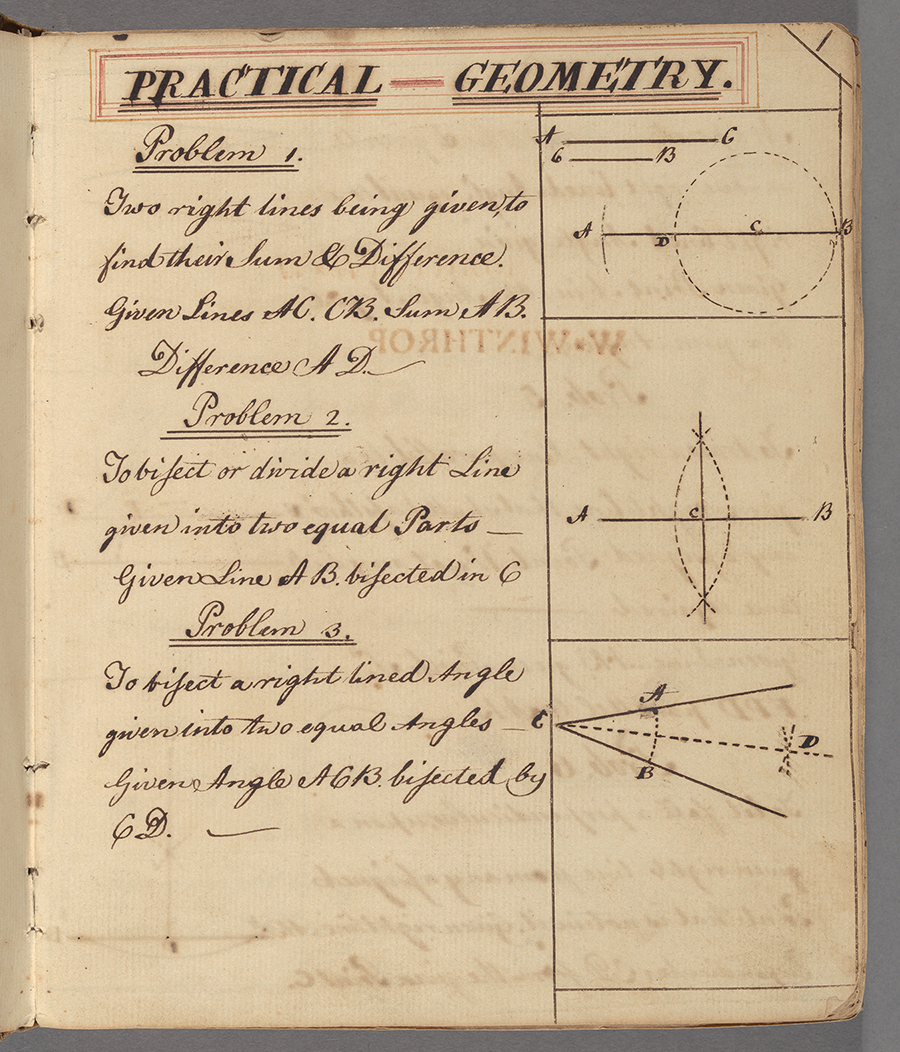Mathematical Treasures: 18th Century U.S. College Mathematics ...