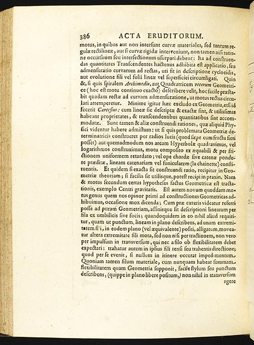 Mathematical Treasure: Leibniz's Papers on Calculus - Fundamental