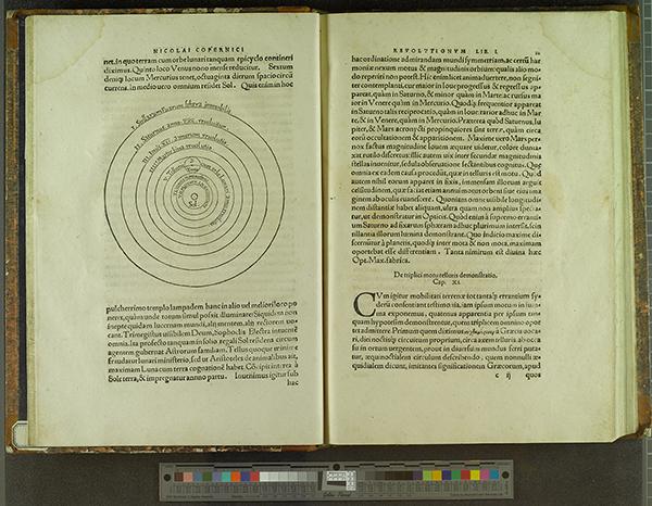 Mathematical Treasure  Copernicus   i De Revolutionibus i