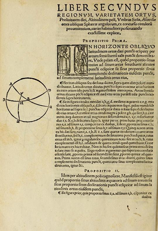 Mathematical Treasure: Ptolemy's Almagest per Regiomontanus