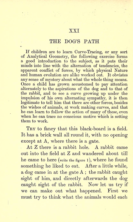 Page 132 from Lectures on the Logic of Arithmetic by Mary Boole, 1903