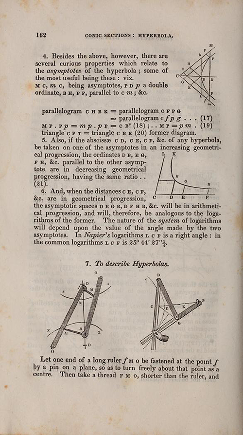 Page 162 from Olinthus Gregory's Mathematics for Practical Men.