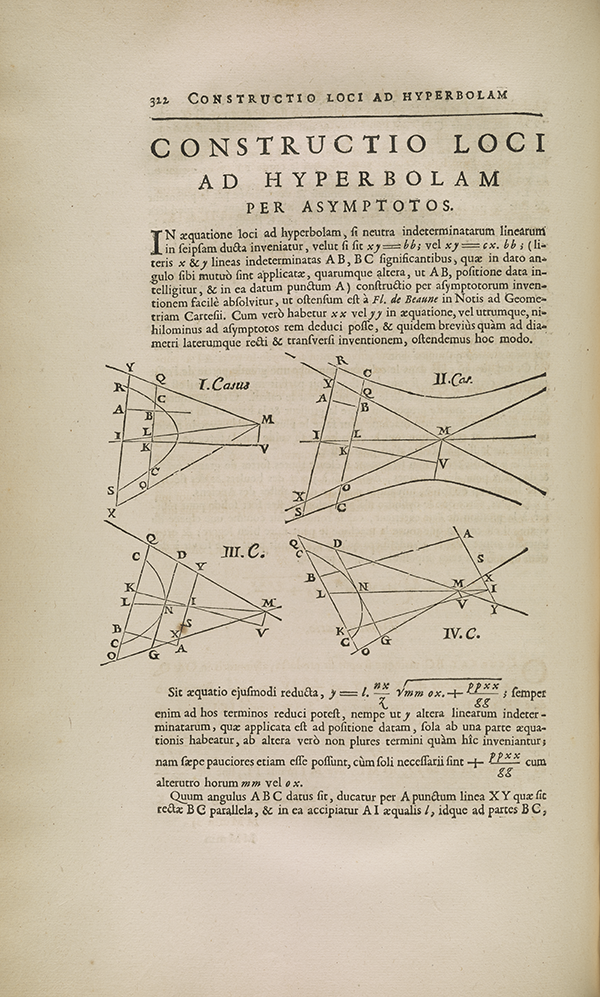 Page 322 from 1693 volume published by French Academy of Sciences.