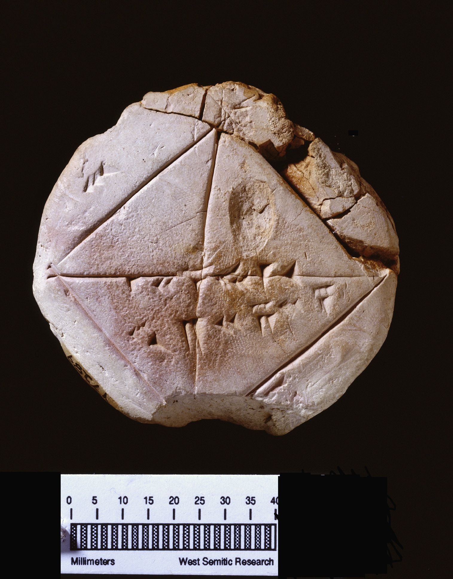 YBC7289_New_Image the best known old babylonian tablet? mathematical association of