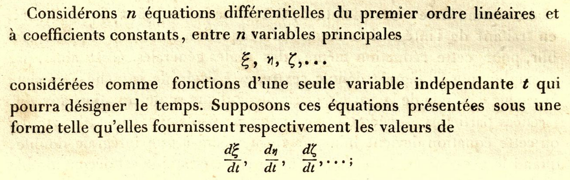 Math Origins: Eigenvectors and Eigenvalues | Mathematical